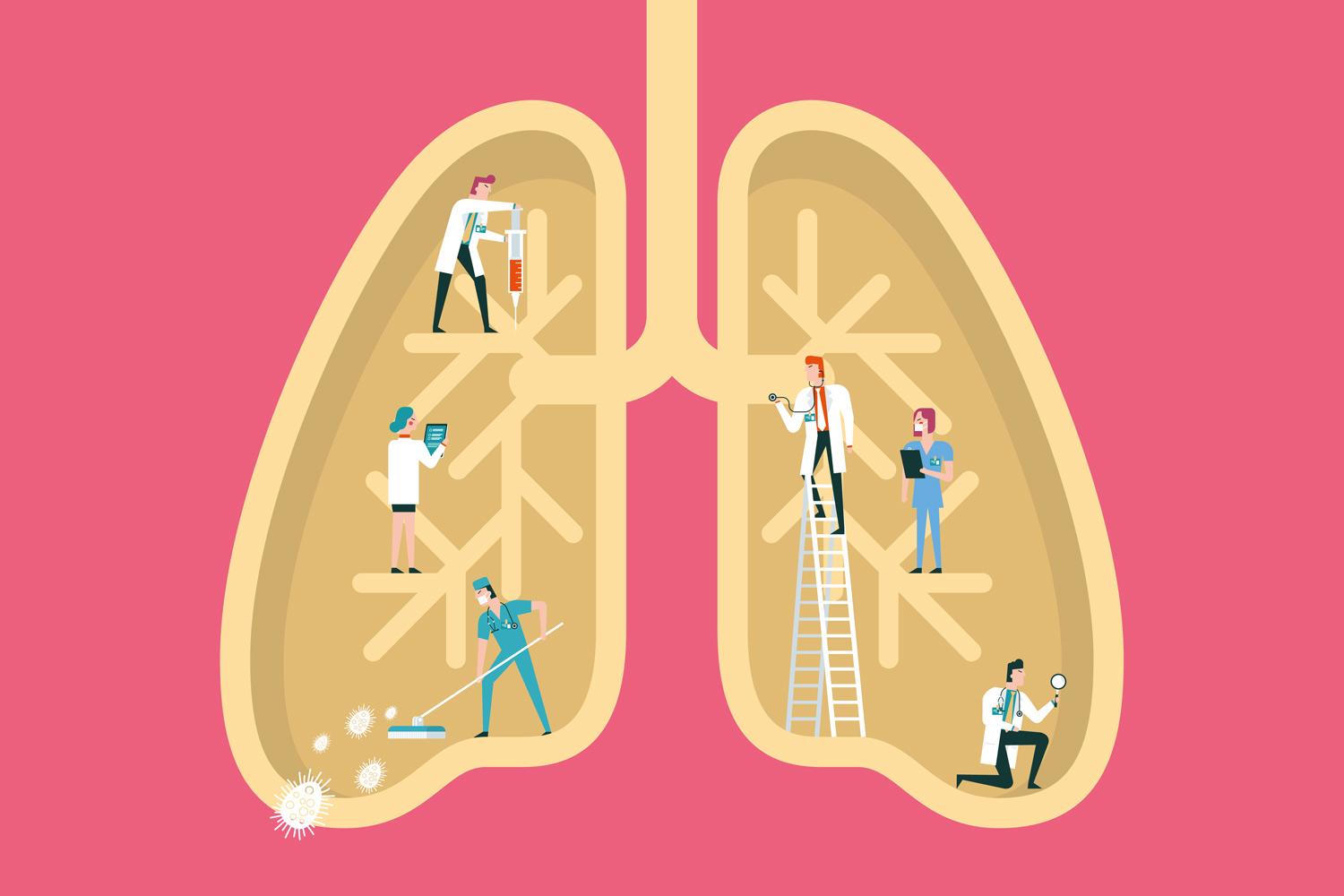 COVID-19 and asthma: What to do if you have asthma during the pandemic