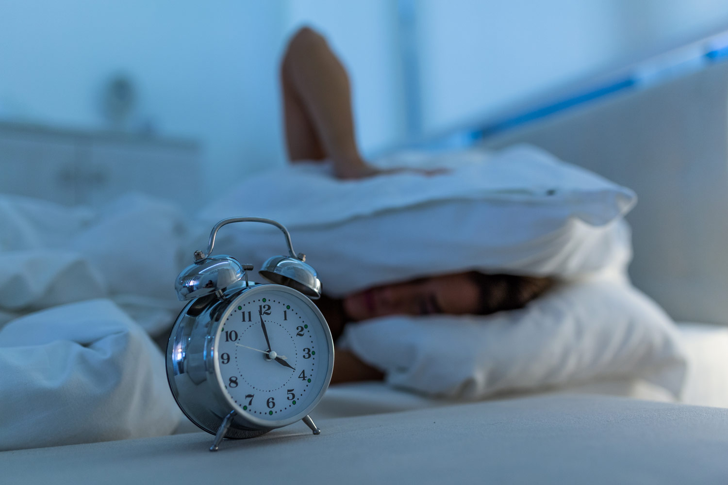 Sleep problems? Our sleep physician answers your questions